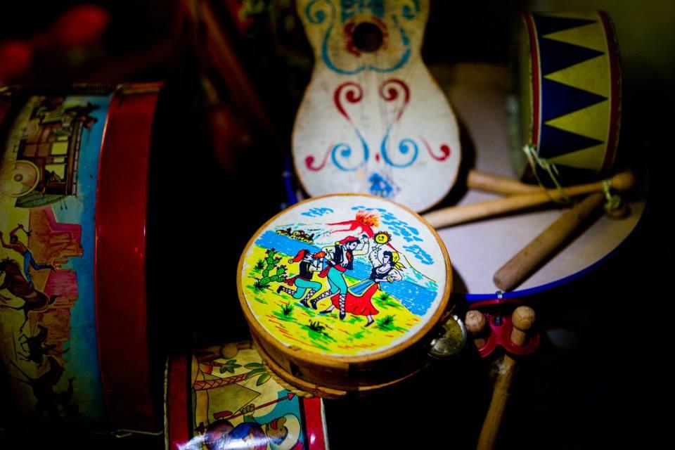 Museo del giocattolo vintage in Hotel in Umbria