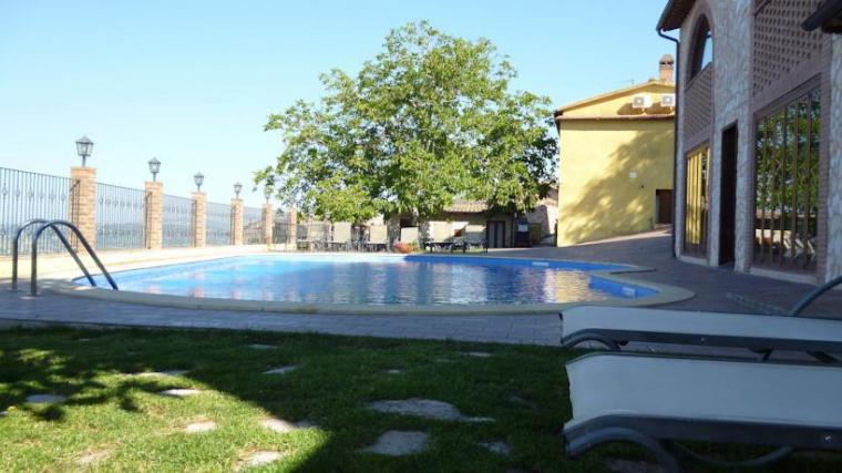 Settembre in Agriturismo per bambini a Trevi, Umbria