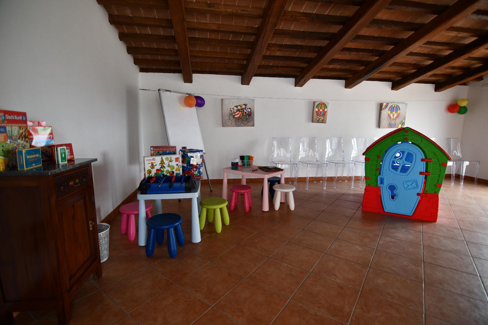 Piccole Sale Per Feste : Sala per feste e compleanni in campagna presso l agriturismo