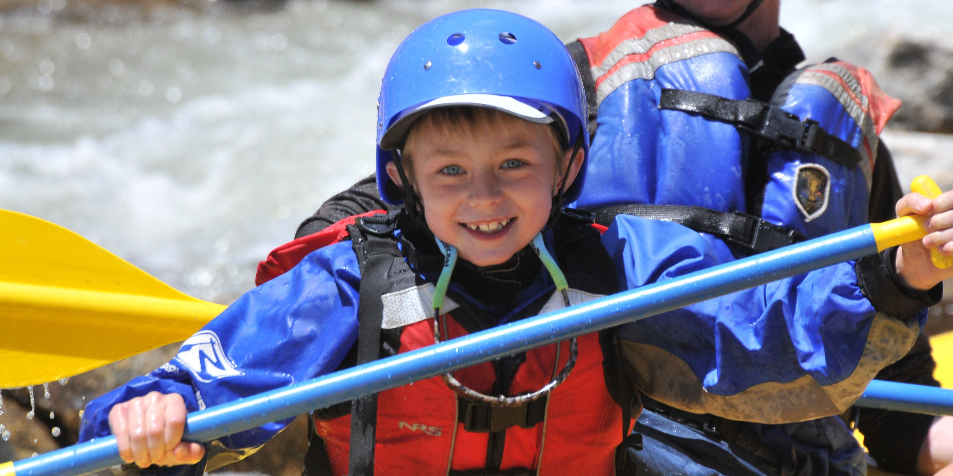 Rafting con bambini in Umbria