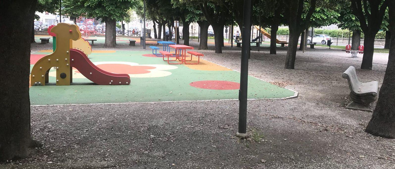 Parco giochi comunale di Amelia, Terni