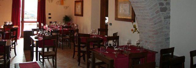 Ristorante in casa vacanze economica vicino Assisi