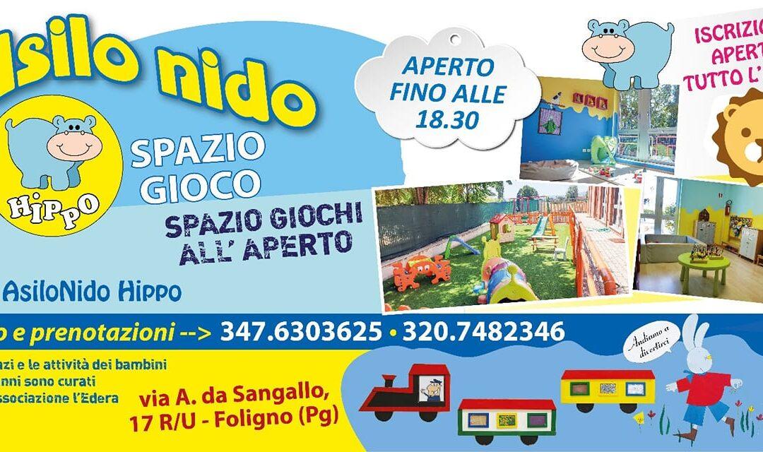 Asilo Nido Privato a Foligno: Hippo
