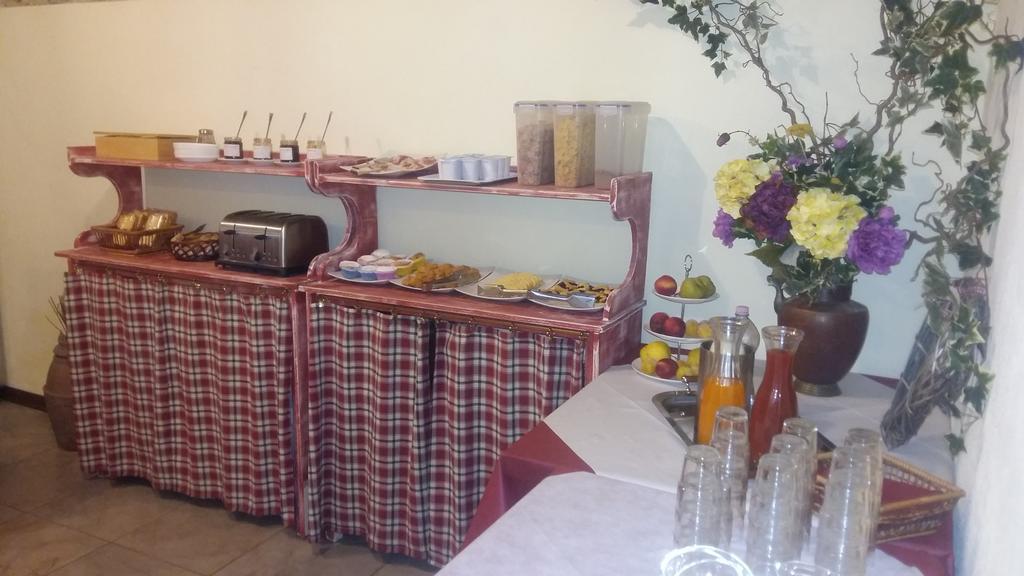 Agriturismo con colazione a buffet al Lago Trasimeno