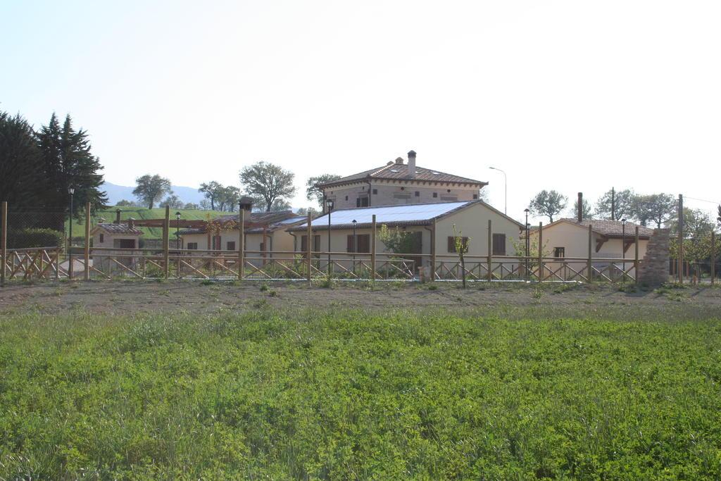 Agriturismo con fattoria a Giano dell'Umbria
