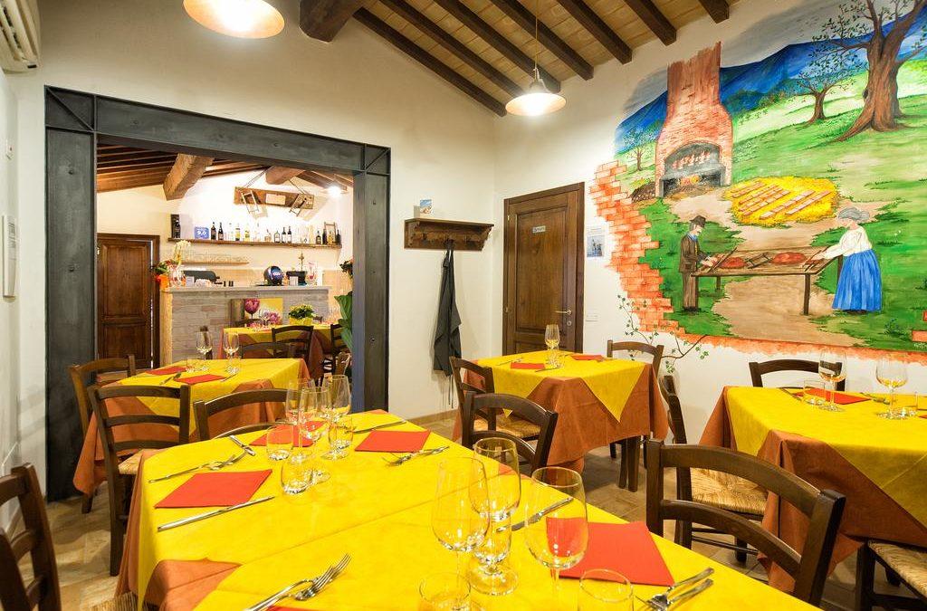 SAN VALENTINO romantico in Agriturismo con Ristorante sui Monti Martani, Umbria