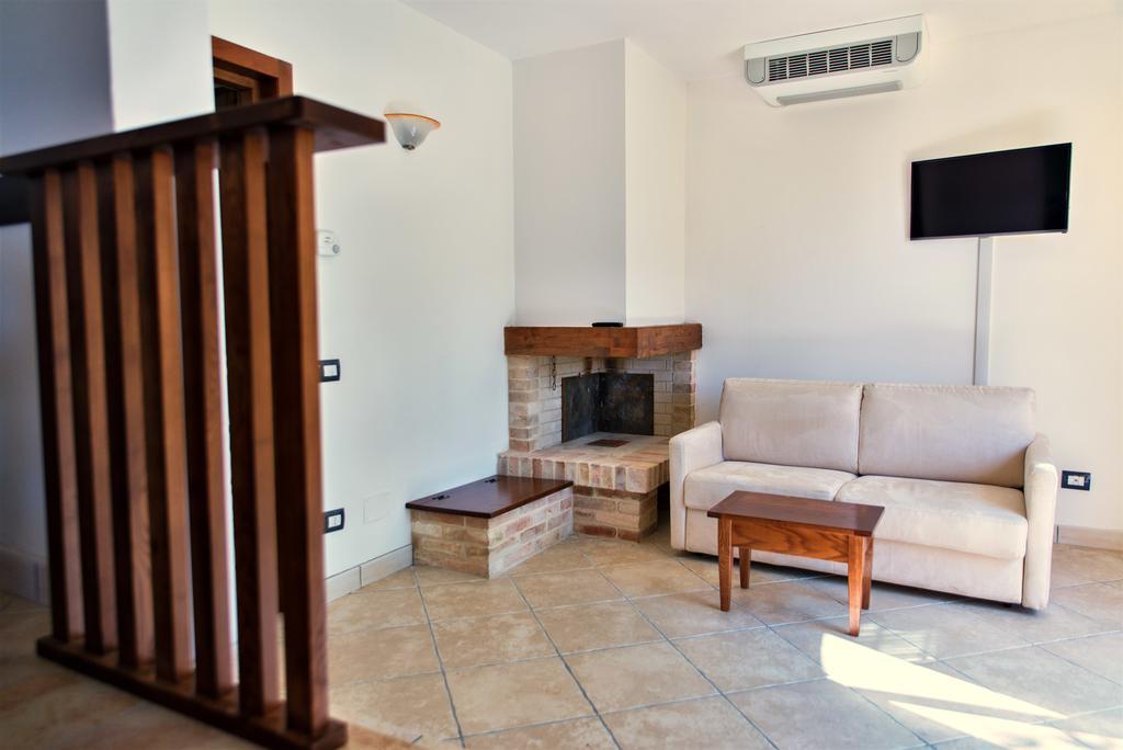 Appartamenti vacanza con camino sui Monti Martani