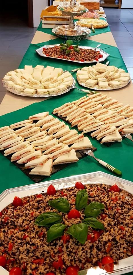 Salone con possibilità di buffet a Foligno