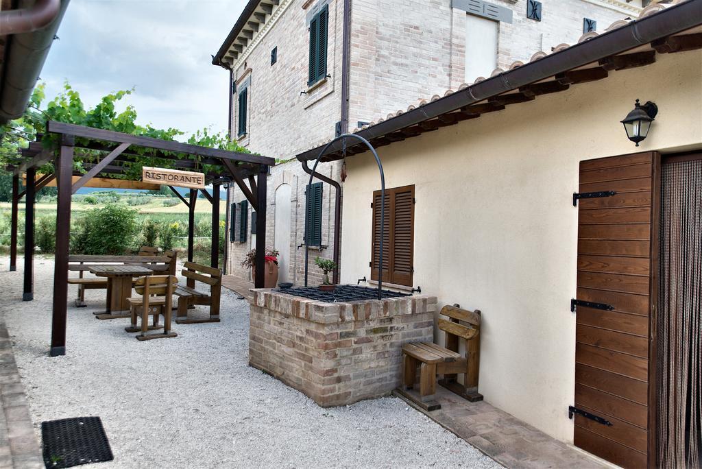 Vacanze in famiglia in Umbria agriturismo con spaziosi appartamenti