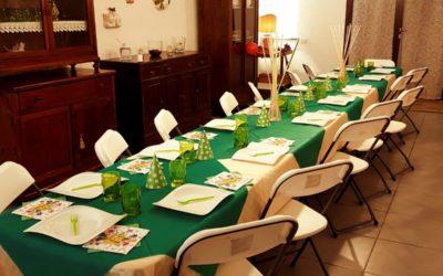 SALONE CON RINFRESCO: feste, eventi e cerimonie fino a 60 persone a Foligno!