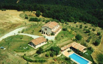"""Appartamenti Vacanza con piscina """"Il Casale del Perugino"""", Città della Pieve"""