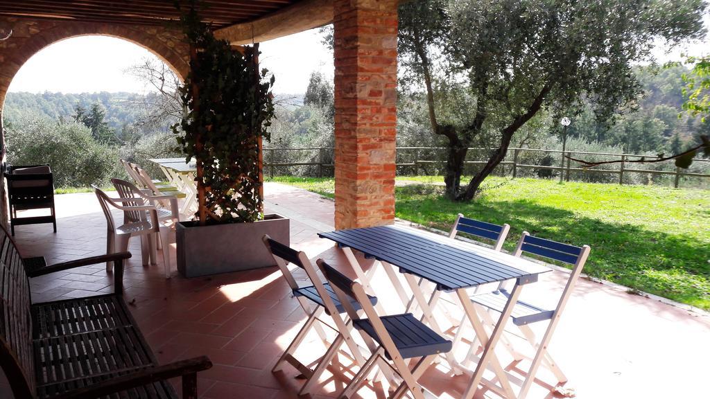 Appartamenti vacanza tra Umbria e Toscana con spazio privato esterno e piscina