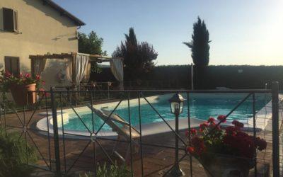 CAPODANNO in Casale singolo in Umbria per 14 persone