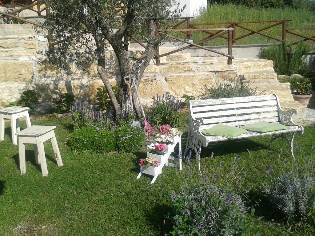 B&B con giardino panoramico in Umbria