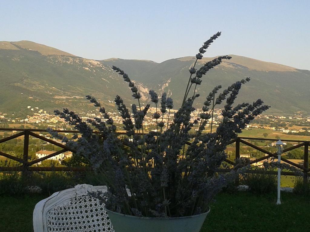 Camere in B&B molto romantiche e panoramiche in Valsorda