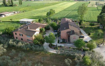 Offerta 25 APRILE in Casa Vacanza per famiglie vicino Assisi