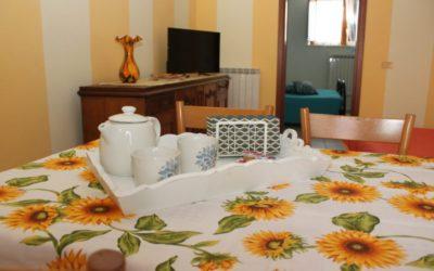 Appartamento vacanze con giardino per PASQUA ad Assisi