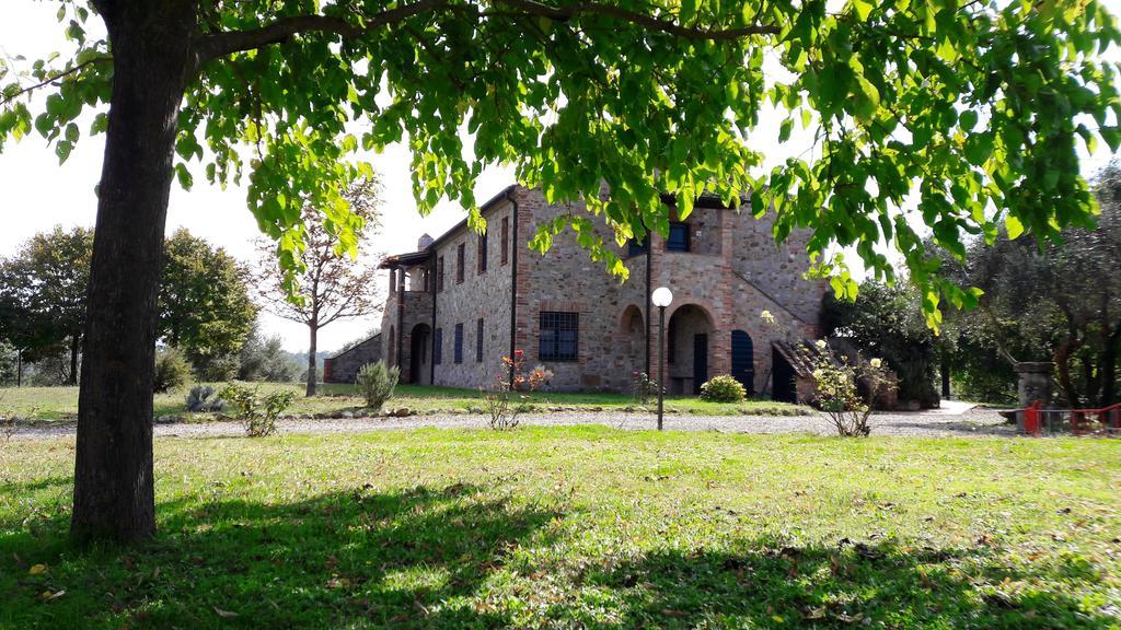 Casa Vacanze tra Umbria e Toscana con piscina