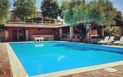 Offerta PRIMO MAGGIO in appartamenti vacanza per famiglie a Città della Pieve