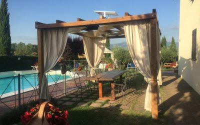 Offerta 1 MAGGIO in Appartamento Vacanza con Parco nella campagna umbra