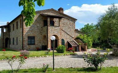 Lastminute 25 APRILE in appartamenti vacanza tra Umbria e Toscana