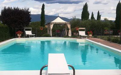 2 GIUGNO in Appartamenti Economici con Piscina a Montefalco