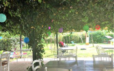Sala per Feste, Compleanni ed Eventi in Fattoria a Magione