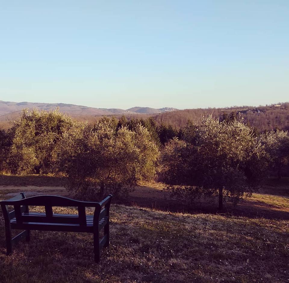 Vacanza di puro relax in appartamenti in Umbria vicino Città della Pieve