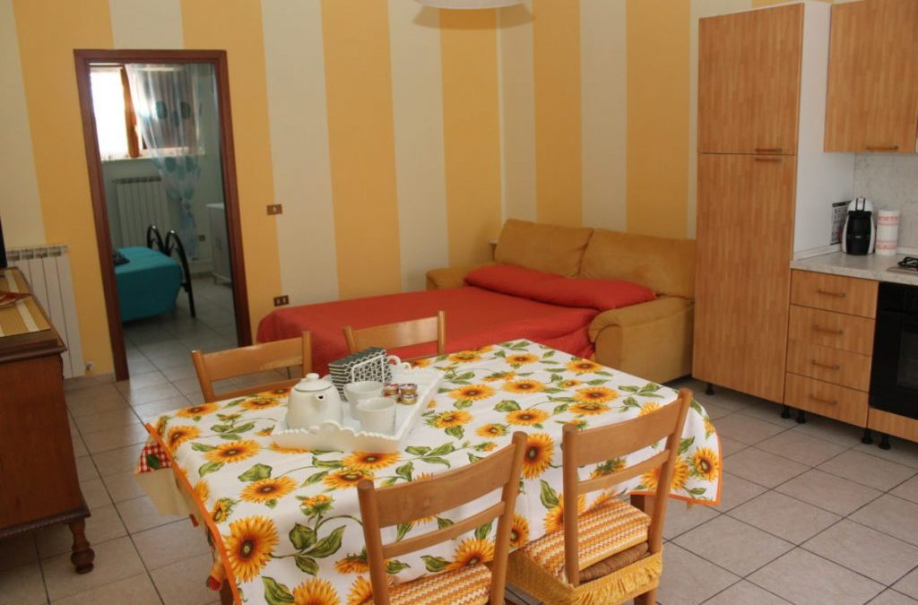 WEEKEND casa vacanze per famiglie ad Assisi