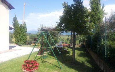 Offerta 25 APRILE in appartamento per famiglie a Montefalco