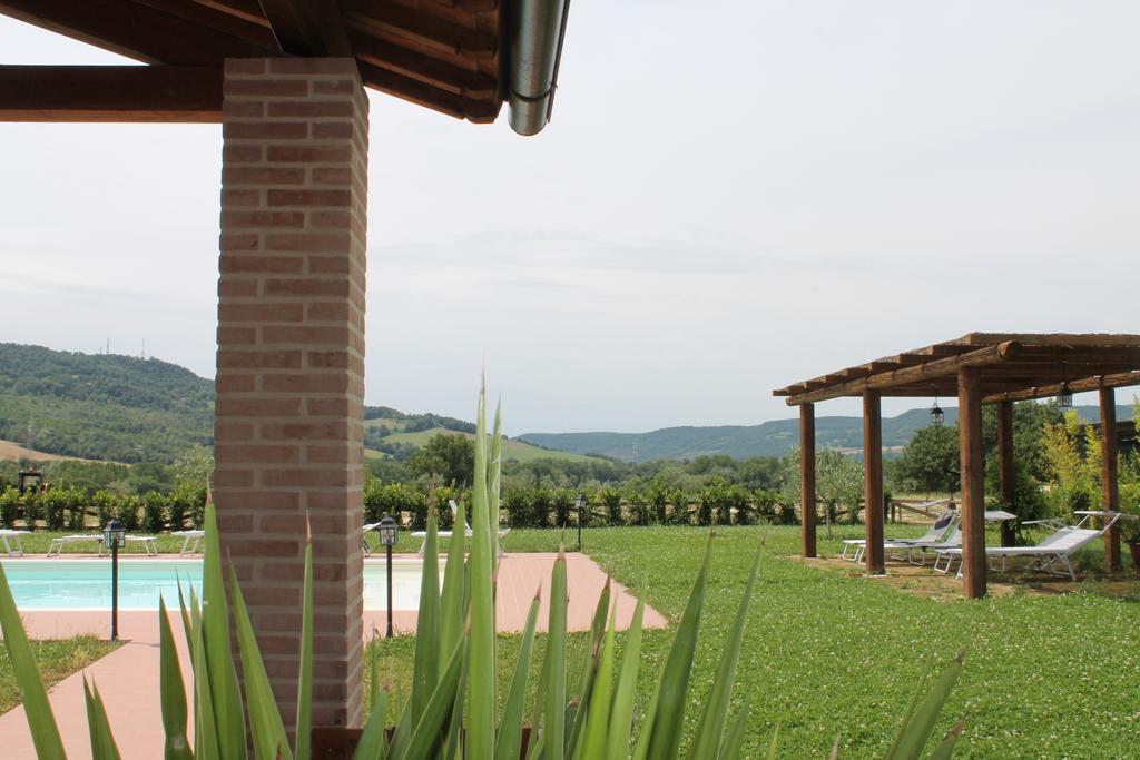 Agriturismo con ampio giardino a Terni