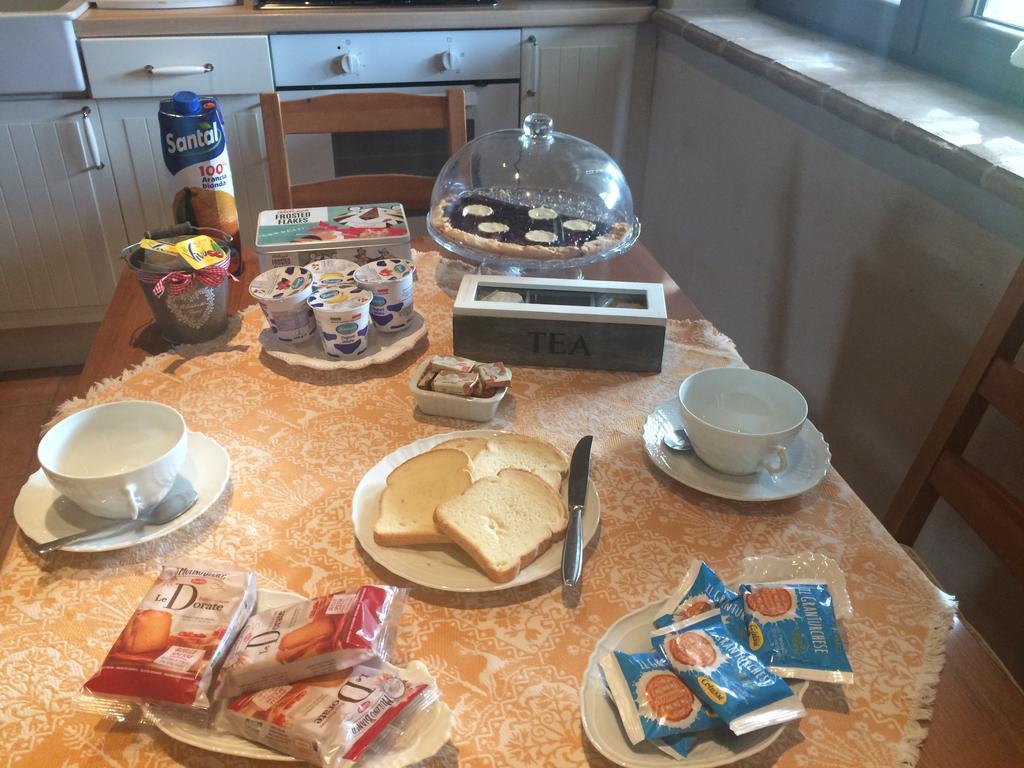 Agriturismo con appartamenti e cesto colazione a Terni