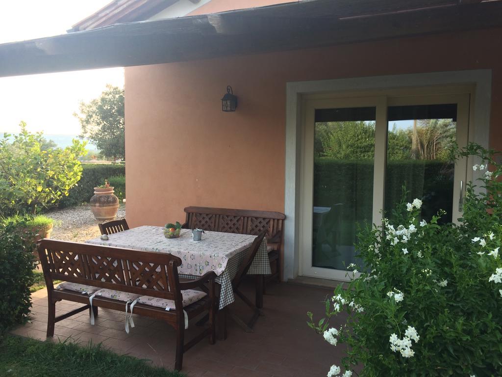 Agriturismo con appartamenti tra Umbria e Lazio