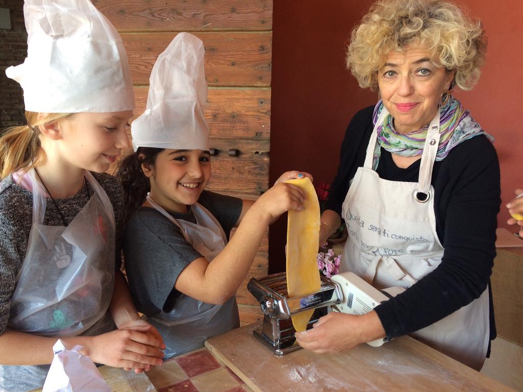Agriturismo con laboratori per bambini a Terni