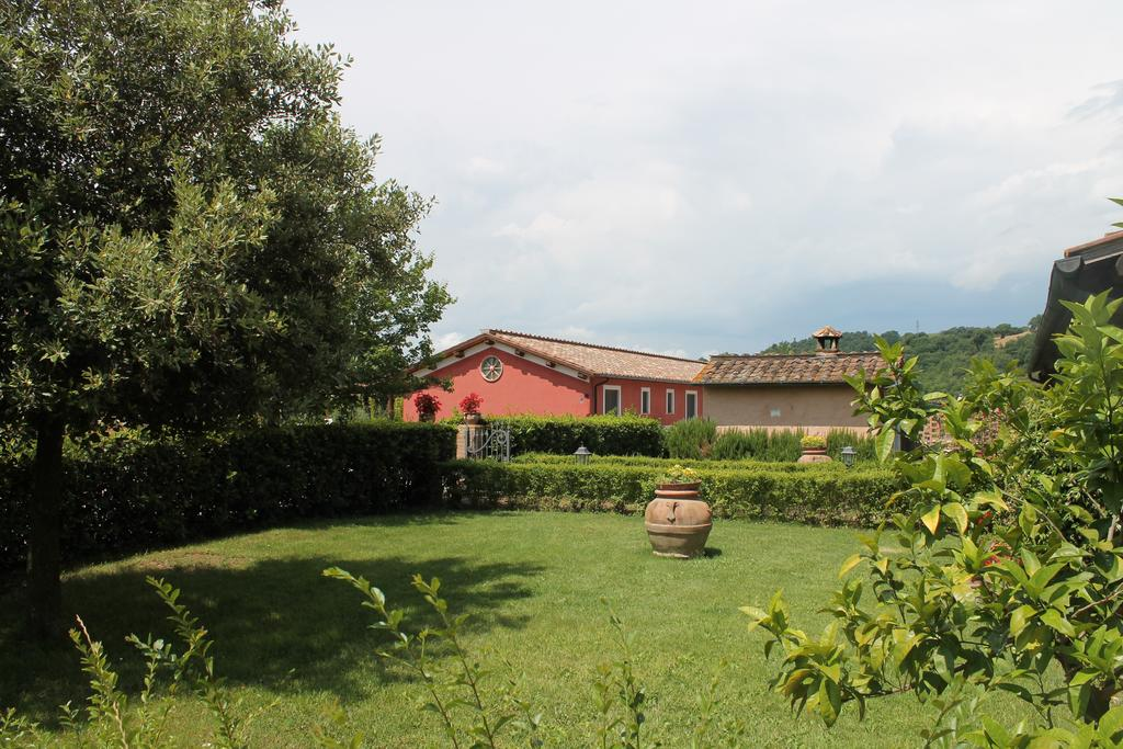 Agriturismo per famiglie a confine tra Umbria e Lazio