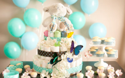 Organizzare un BABY SHOWER PARTY in Umbria!