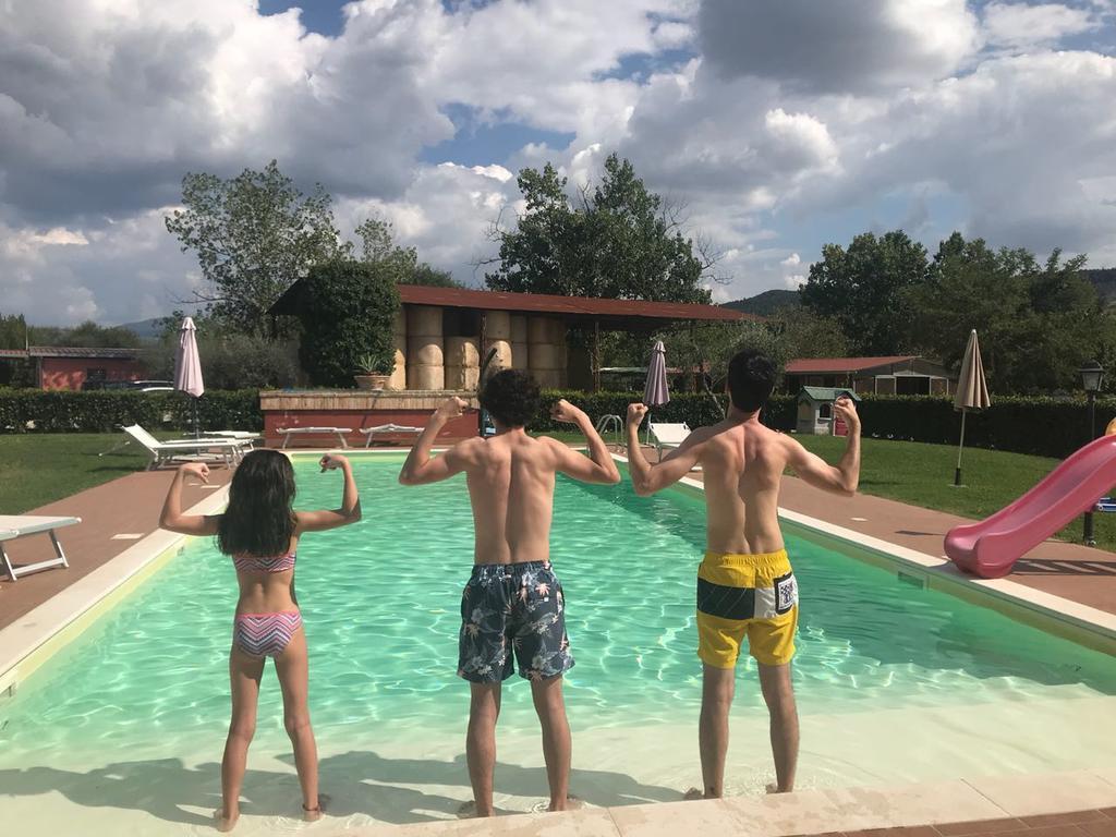Vacanze con bambini in agriturismo umbro laziale