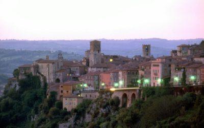 Visitare Narni con bambini. Vacanze con la famiglia in Umbria.