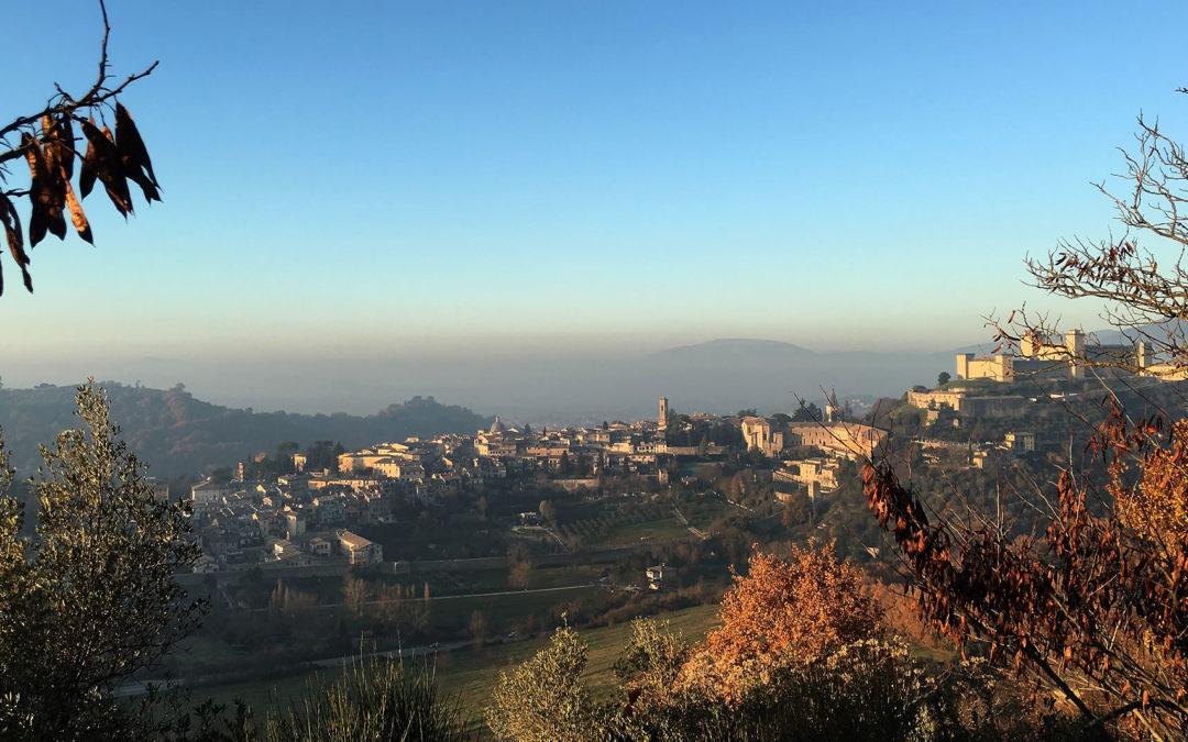 Visitare Spoleto coi bambini, borgo umbro medievale