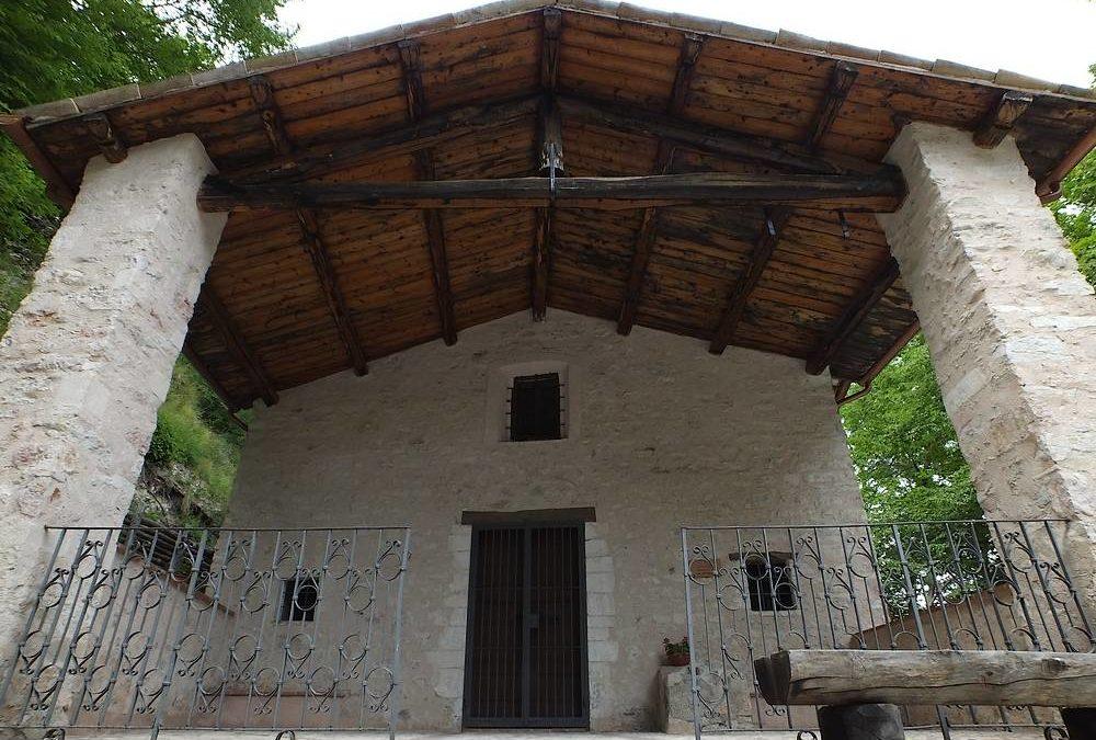 PARCO DI SAN PATERNIANO A SELLANO, IN VALNERINA