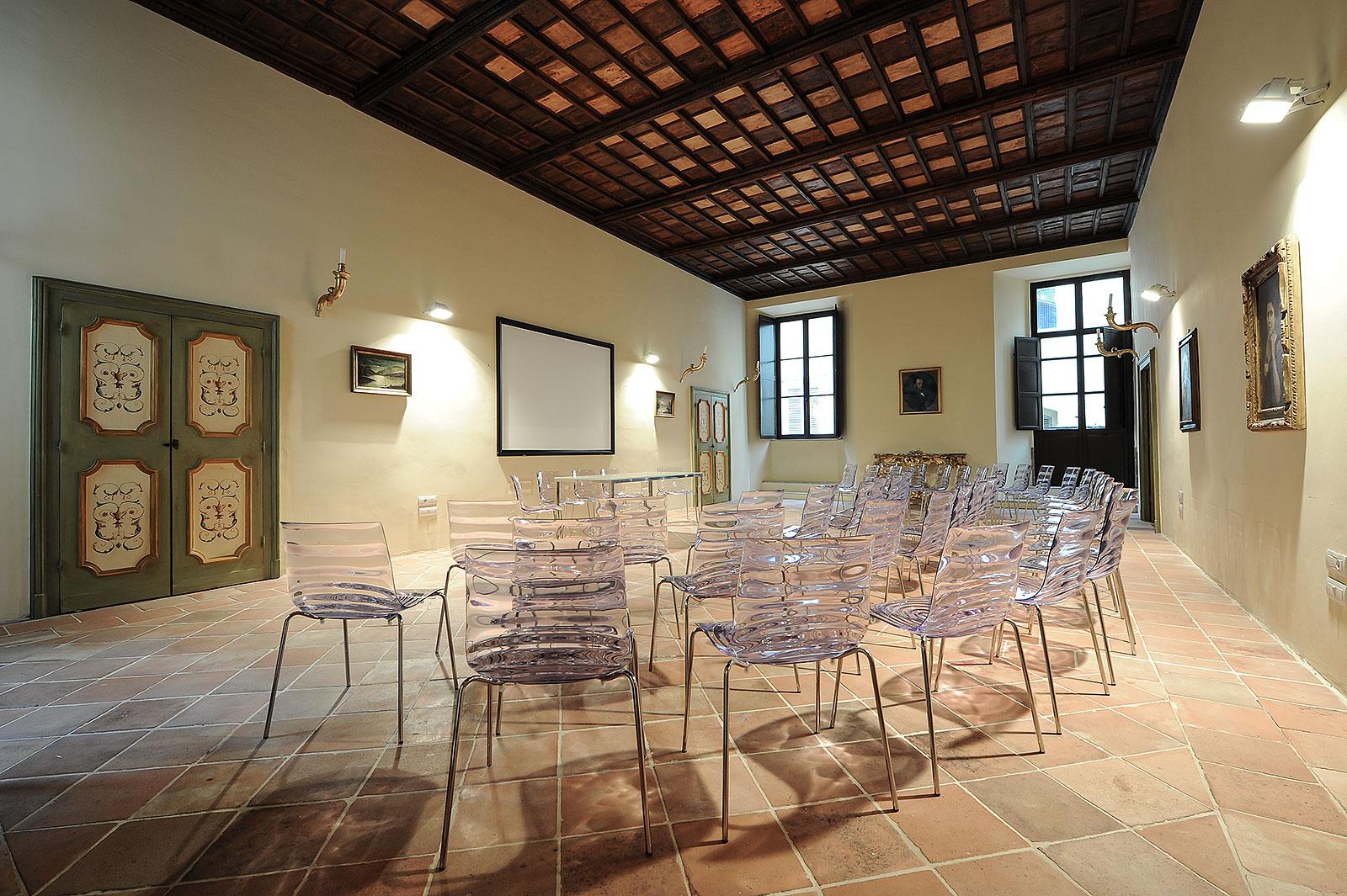 Affitto salone per feste a Foligno