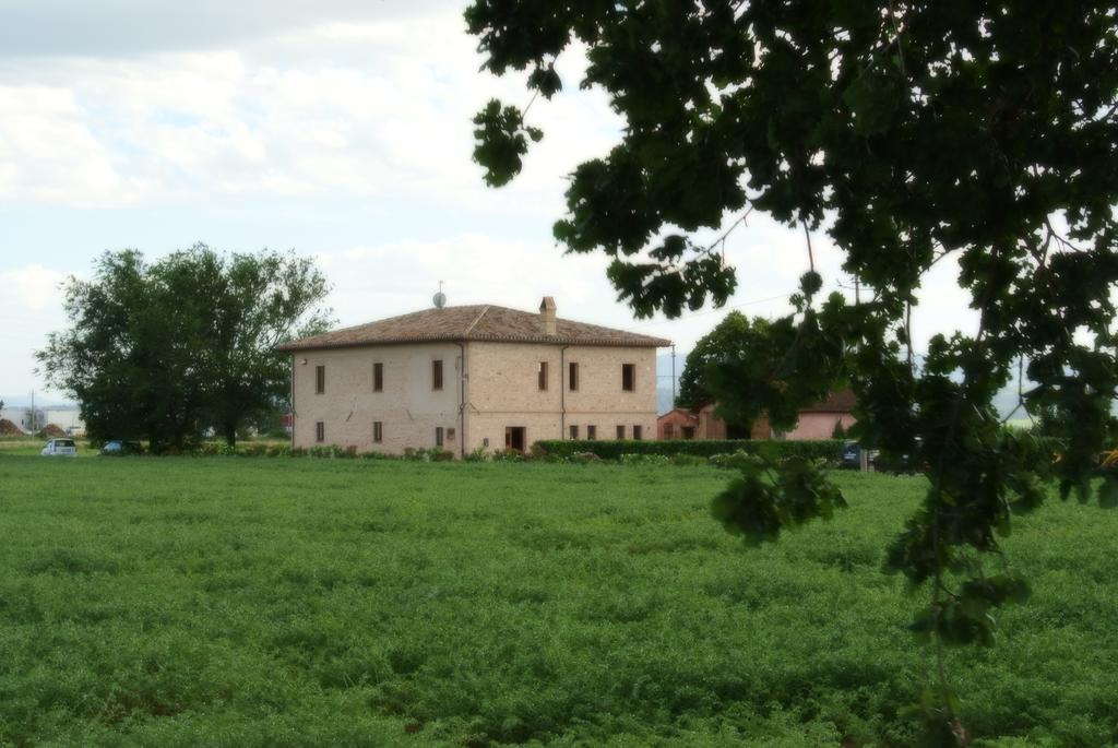 Grande salone per 50 persone sedute tra Foligno e Spello