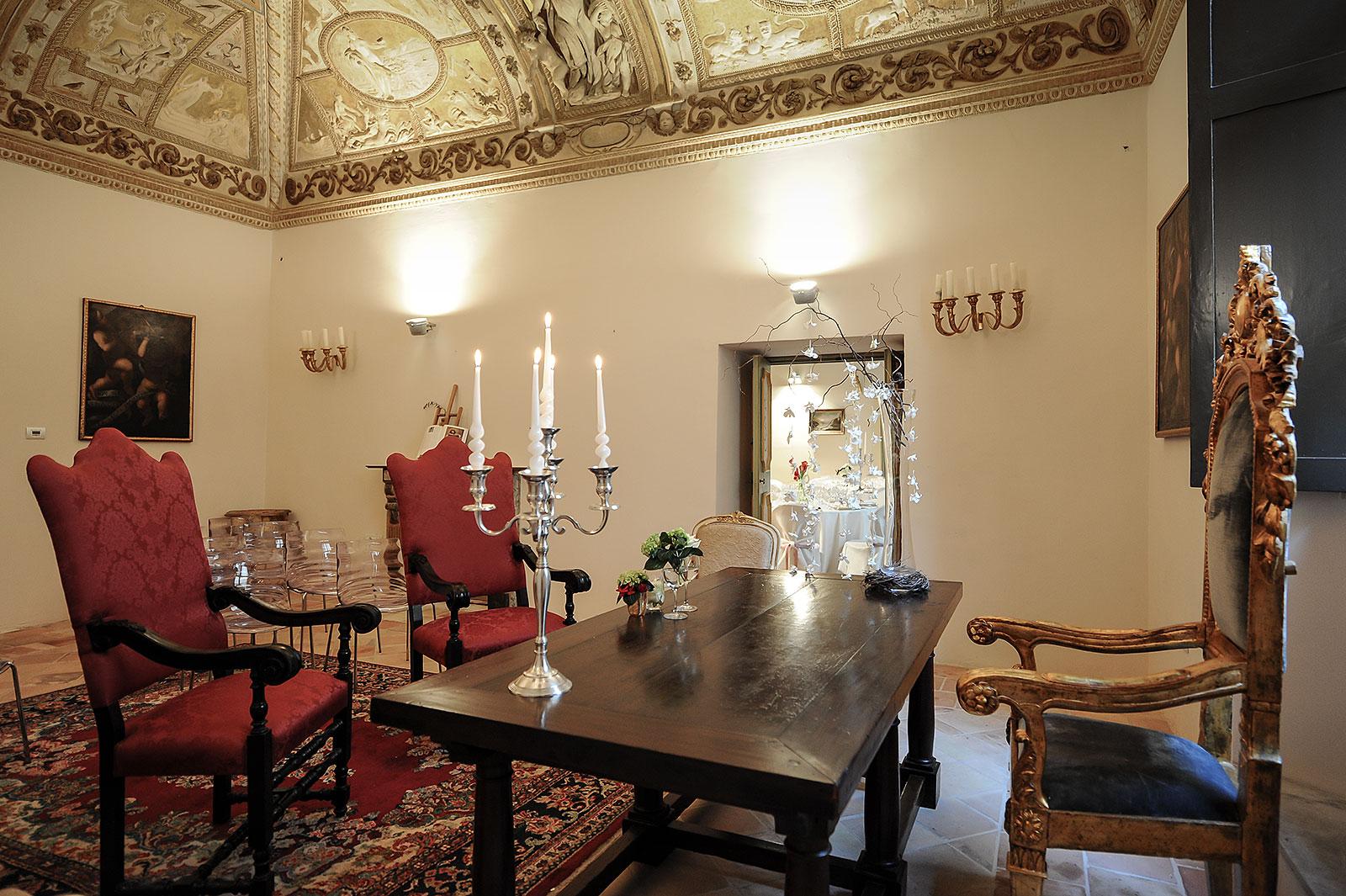 Location di lusso per eventi esclusivi a Foligno