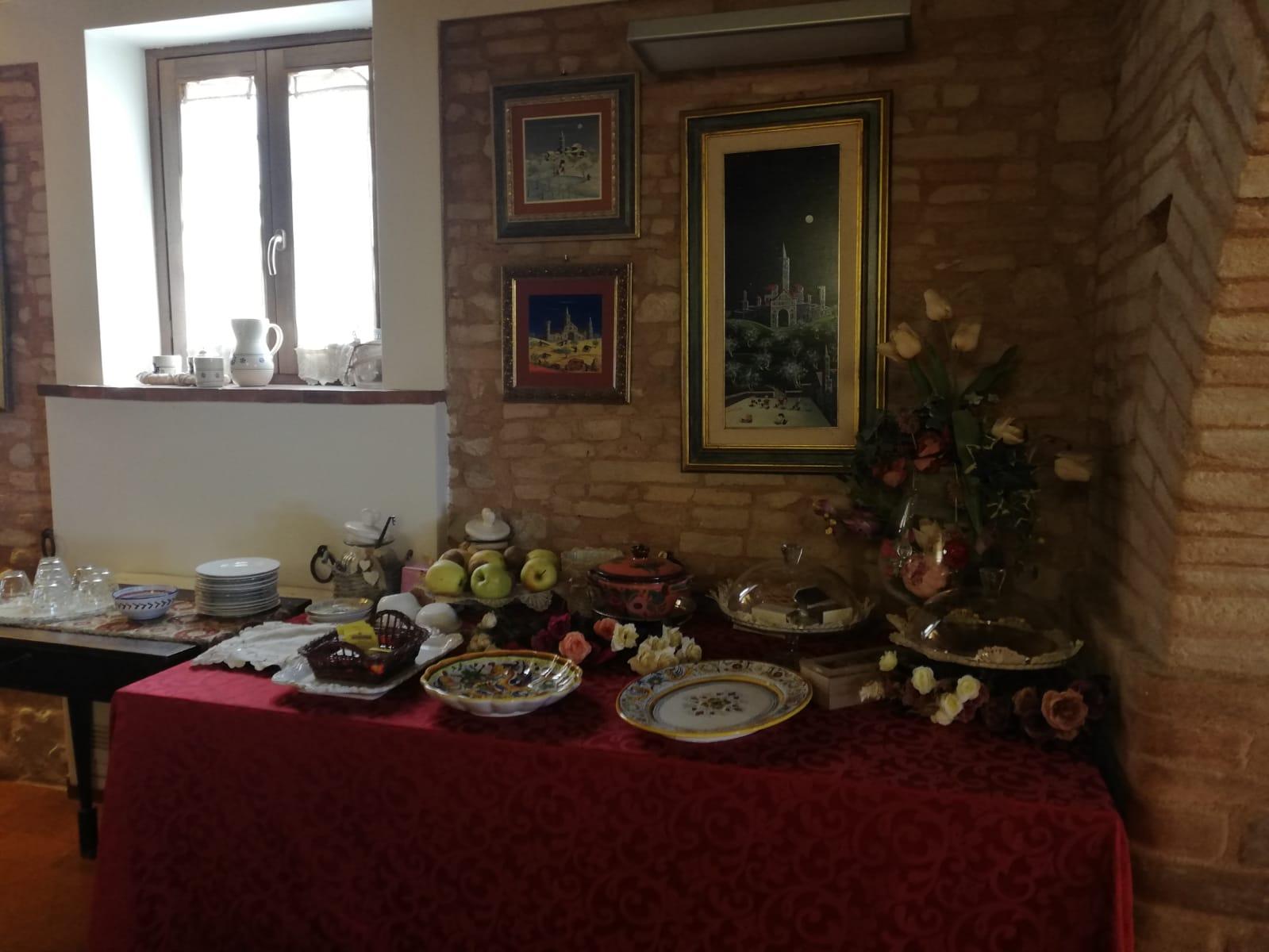 Salone per feste ed eventi tra Foligno e Spello