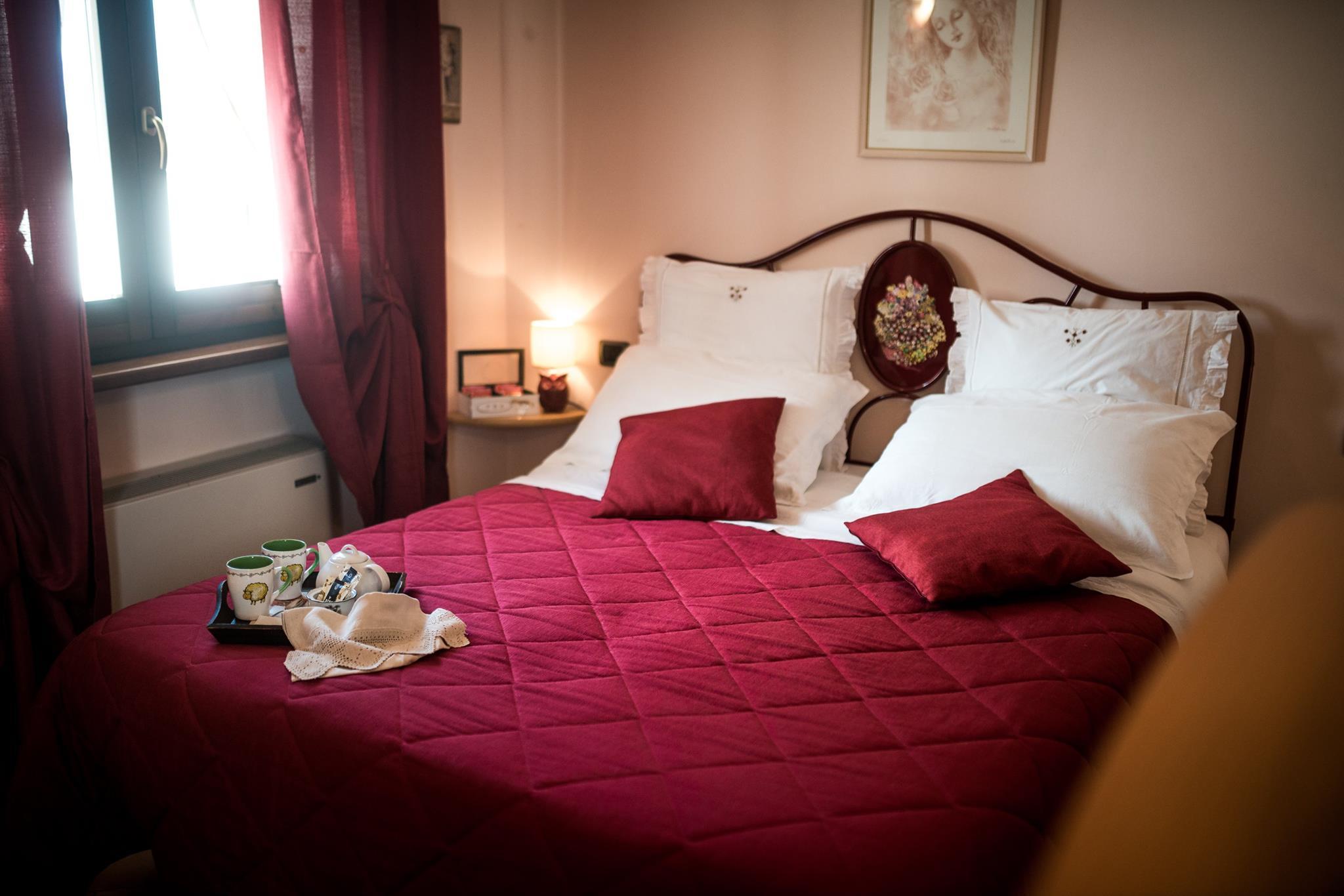 Agriturismo con camere famigliari a Spoleto