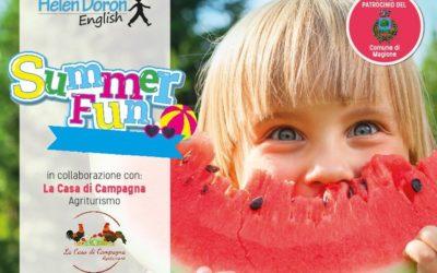 CAMPUS ESTIVO a Magione: impariamo l'inglese in fattoria!