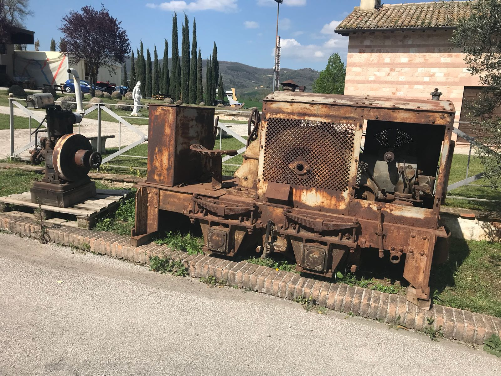 Divertimento e laboratori in gita in Umbria
