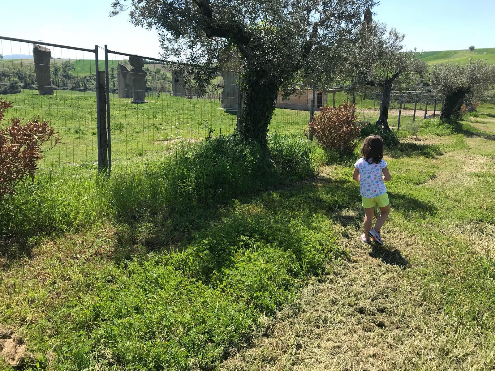 Gite di fine anno con bambini in Umbria