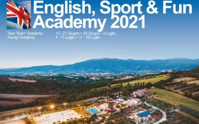 SUMMER ENGLISH ACADEMY: Campus di Inglese in Fattoria con soggiorno in agriturismo umbro!