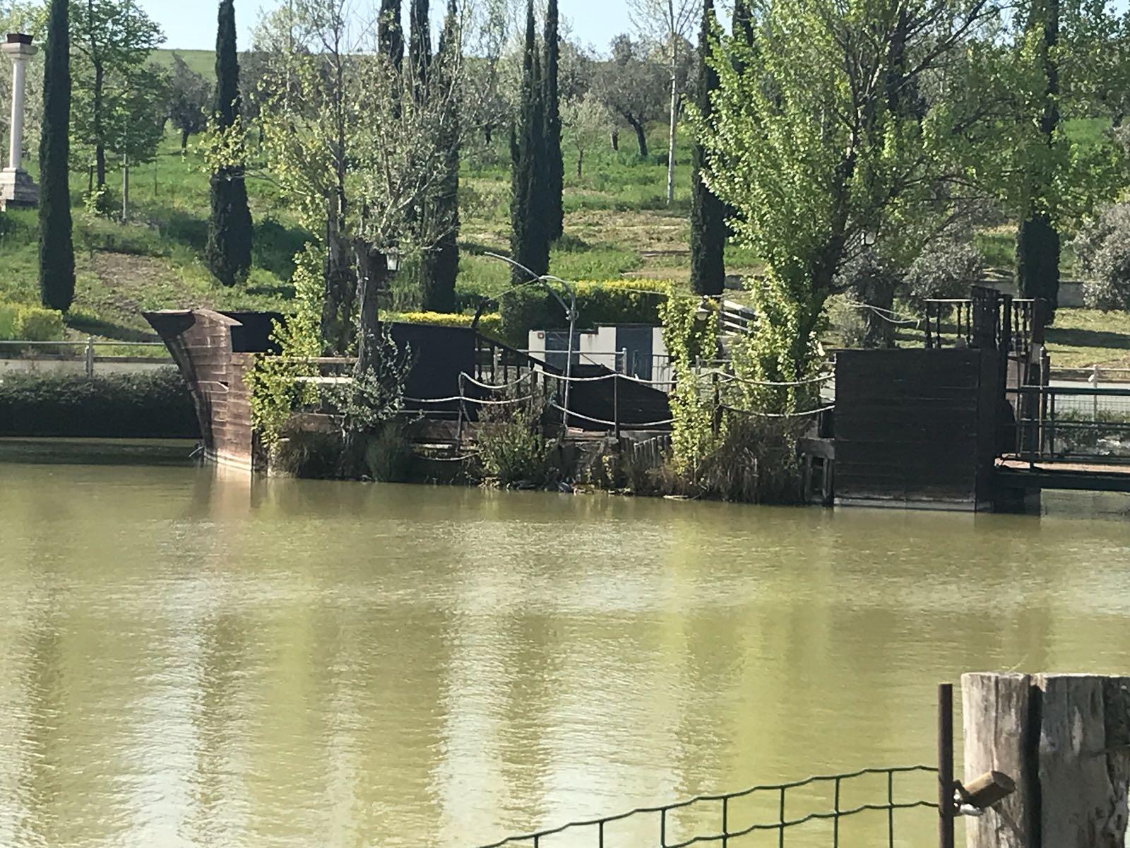 Parco divertimenti in Umbria con lago di pesca sportiva